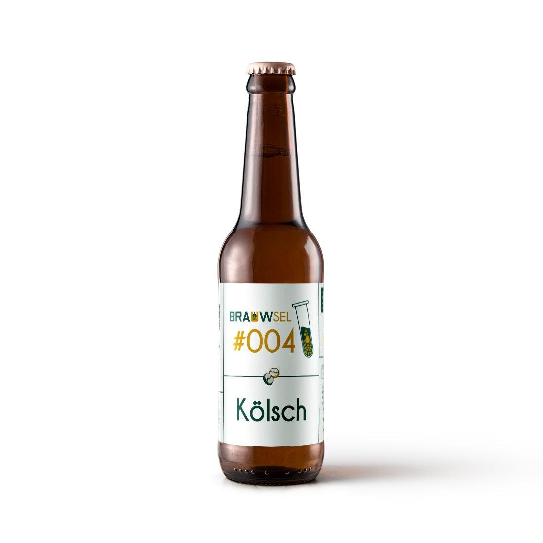 Brauwsel 004 Kolsch