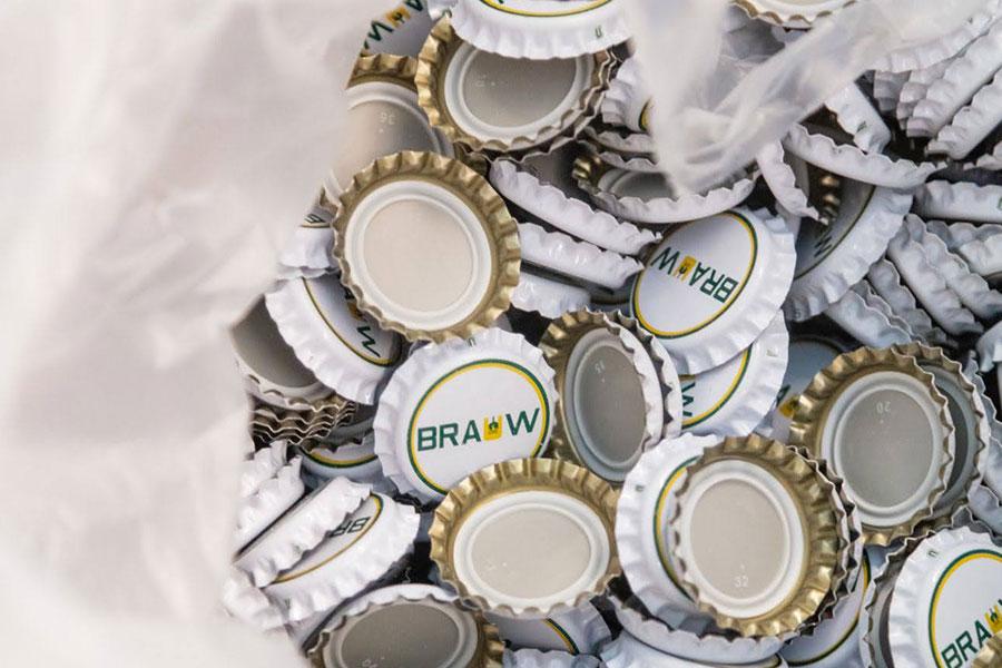 waar bier van Brauw drinken