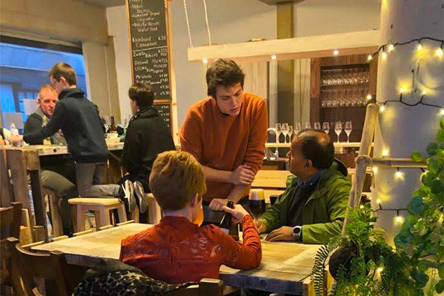 craftbier in brauw-bar Genk