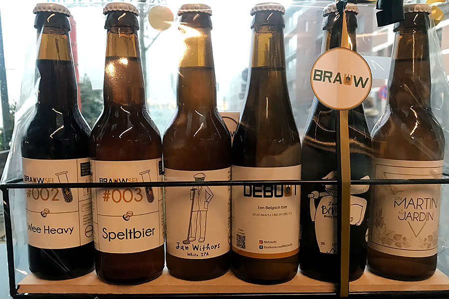brauw bieren kopen regio genk